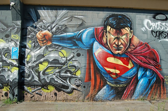 Papucii lui superman
